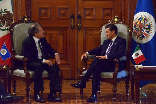México aboga por revitalización de la OEA