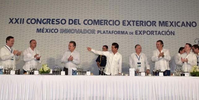 """""""México se ubica como la quinta economía más abierta entre los principales países del mundo"""""""