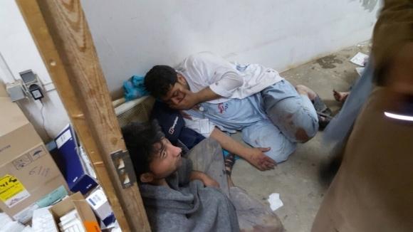 Indignación: atacan hospital de Médicos Sin Fronteras en Kunduz; varios muertos y heridos