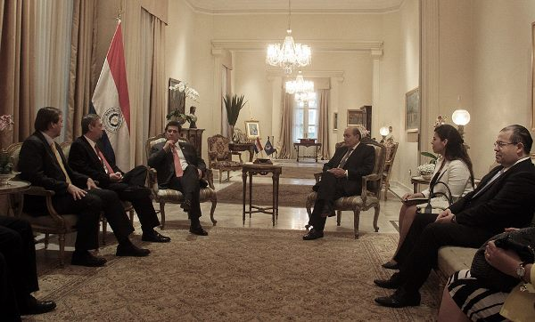 Paraguay garantiza plena libertad de acción a misión de observación electoral de la OEA