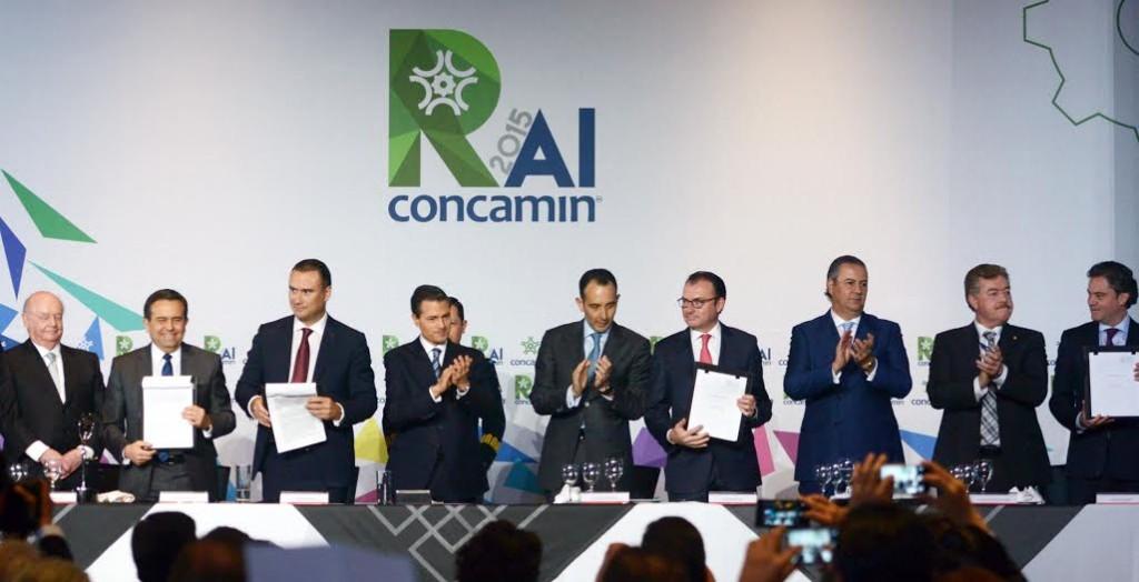 """Peña Nieto: """"México está destinado a ser una nación imparable"""""""