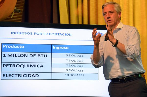 "Bolivia: ""queremos ser una potencia energética"""