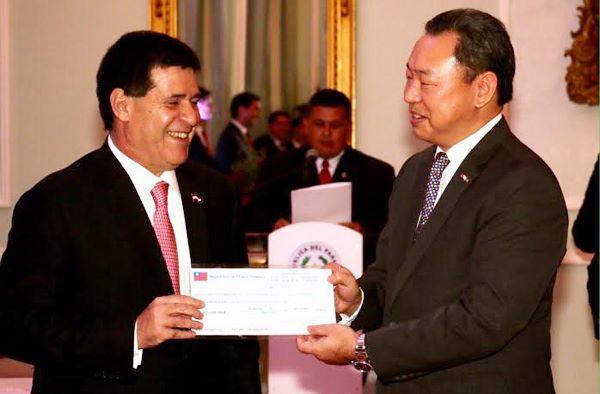 Paraguay recibe US$ 3.920.000 de Taiwán para construcción de viviendas