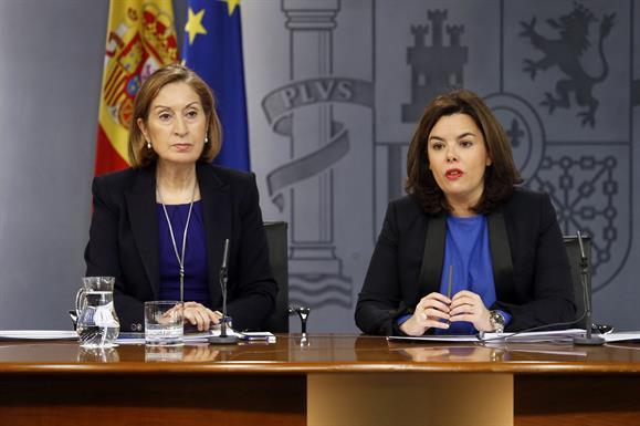 Gobierno español impugnará creación de comisión constituyente en Cataluña