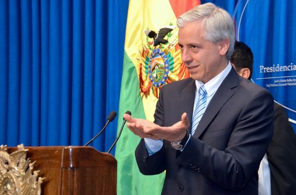 """Bolivia: """"no me sorprende el abuso, la prepotencia y la ilegalidad con la que el Estado y la justicia chilena se mueven"""""""