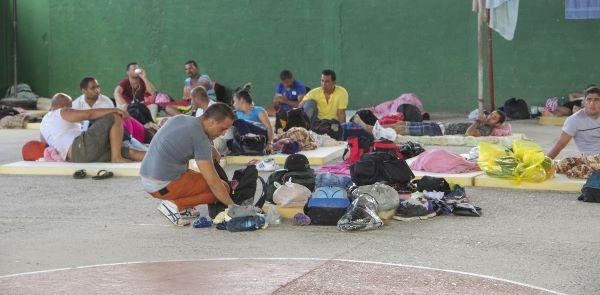 Con éxito se efectuó traslado de migrantes cubanos desde Costa Rica a frontera con EE.UU