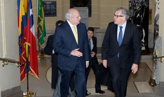 OEA observará elecciones generales del 10 de abril en Perú
