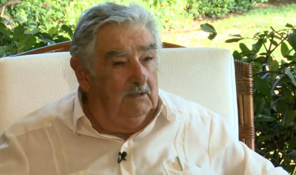 José Mujica sigue sosteniendo que 'la vida es andar guerrilleando'