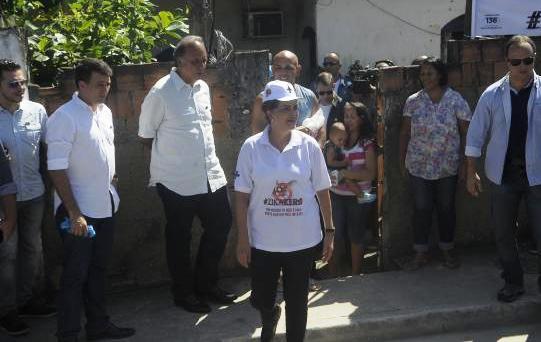 Rousseff: Zika no amenaza los Juegos Olímpicos en Río