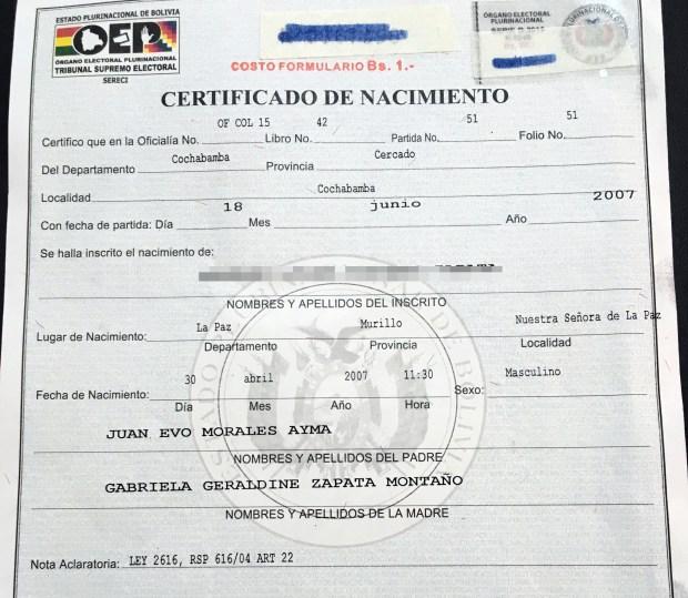 Evo Morales niega tráfico de influencias a favor de empresaria que ...