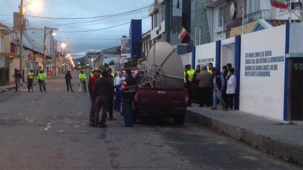 Condenan otro abuso del gobierno de Rafael Correa contra canal ecuatoriano