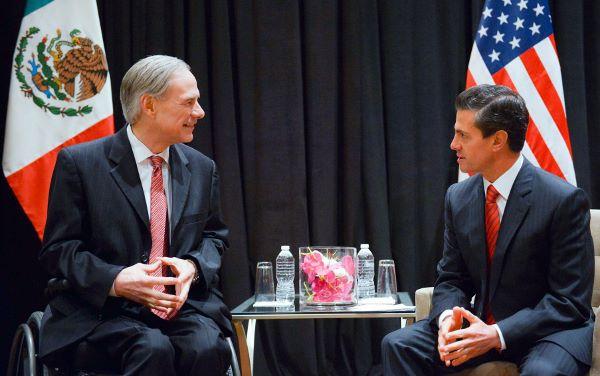 México y Estado de Texas analizan proyectos de integración fronteriza