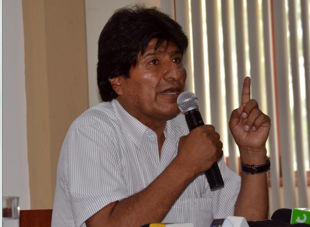 Evo Morales exige a Bachelet pruebas contra aduaneros y militares bolivianos detenidos en Chile