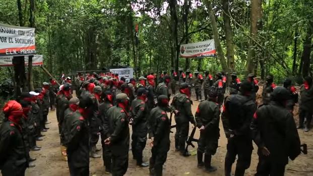 Cae líder de la guerrilla del ELN de Colombia