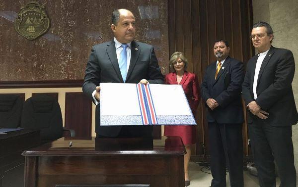 Costa Rica aboga por protección ambiental