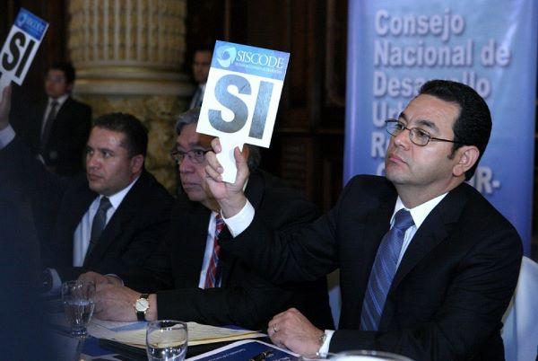 Guatemala establece lineamientos de trabajo y agenda estratégica para 2016