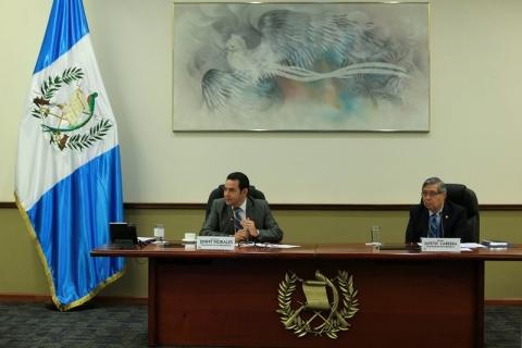Guatemala recibirá 127 millones de dólares de EE.UU para implementar planes de desarrollo