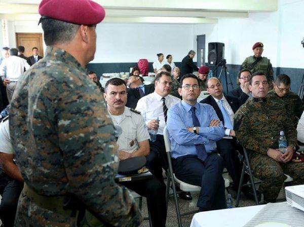 Guatemala destaca acciones para garantizar seguridad ciudadana y prevenir atentados