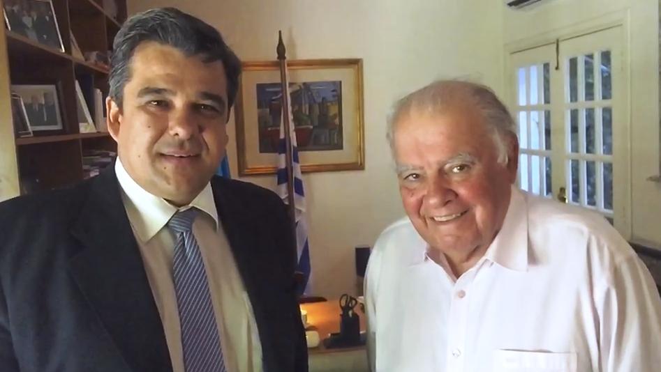 Carlos Camy y Enrique V. Iglesias: 'Asturias Patria querida'