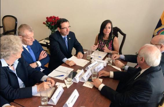Acuerdo entre Ecuador y la UE no debe basarse solo en intercambio de mercancía aseguran parlamentarios