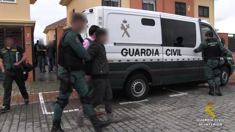 Policias de España y China desmantelan red de trata de personas