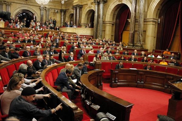 Cataluña: Partidos políticos radicales aprueban seguir con la ruptura con España