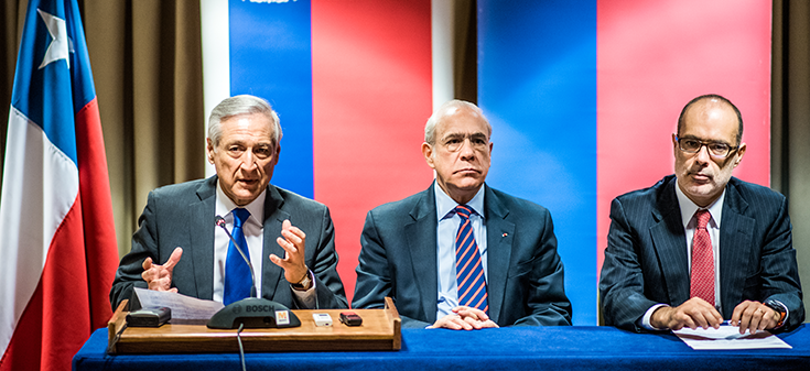 Chile ejercerá presidencia ministerial de OCDE