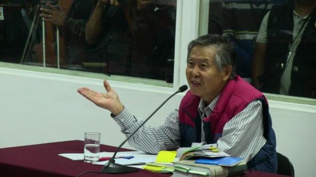 El ex dictador Alberto Fujimori busca anular condena por delitos de lesa humanidad
