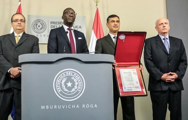 Paraguay obtuvo segundo certificado internacional de sus programas sociales