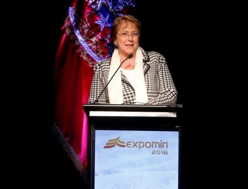 """Chile: """"la minería seguirá jugando un rol preponderante en nuestra economía"""""""