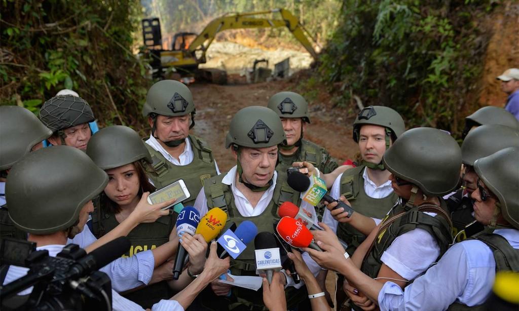 Colombia: Santos anuncia que la periodista española estaría por su propia voluntad con el ELN