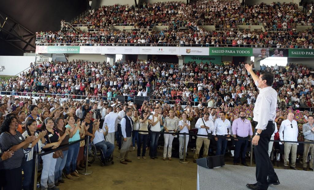 México afiliará a más de 8 millones de beneficiarios a programas de salud