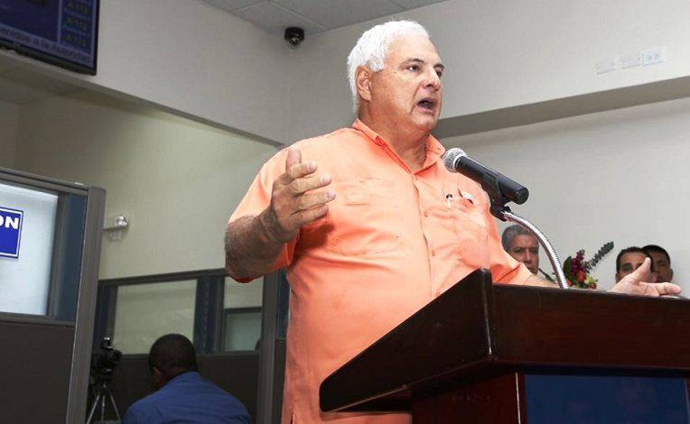 Panamá inicia proceso para pedir la extradición de Ricardo Martinelli a EEUU