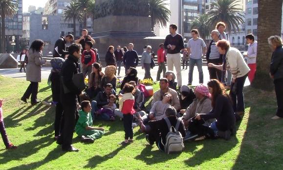 Uruguay recibirá a refugiados de El Salvador, que huyen de la violencia en su país