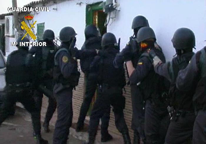 Cae red yihadista de captación en ciudades españolas