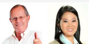 Perú: encuestas dan empate entre Keiko Fujimori y Pedro Kuczynski para el balotage