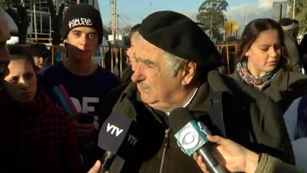 Mujica: 'Maduro está loco como una cabra' y 'Almagro no es ningún traidor'