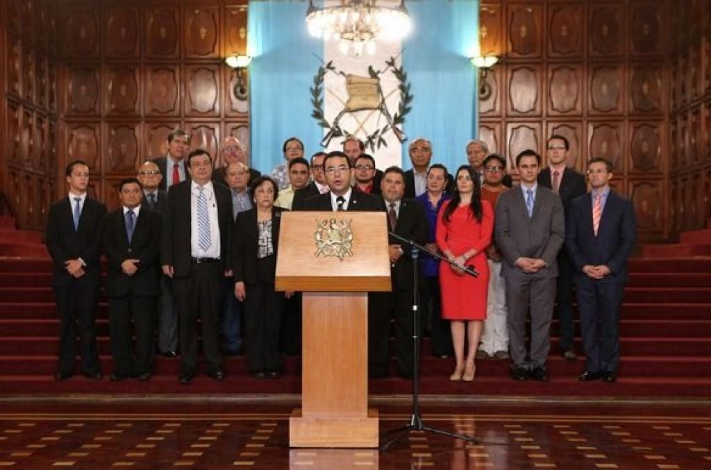Guatemala impulsa reformas a la Ley Electoral y de Partidos Políticos