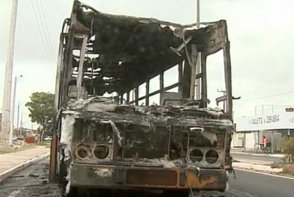 Brasil: Fuerza Nacional ayudará a contener los ataques a autobuses en Sao Luis