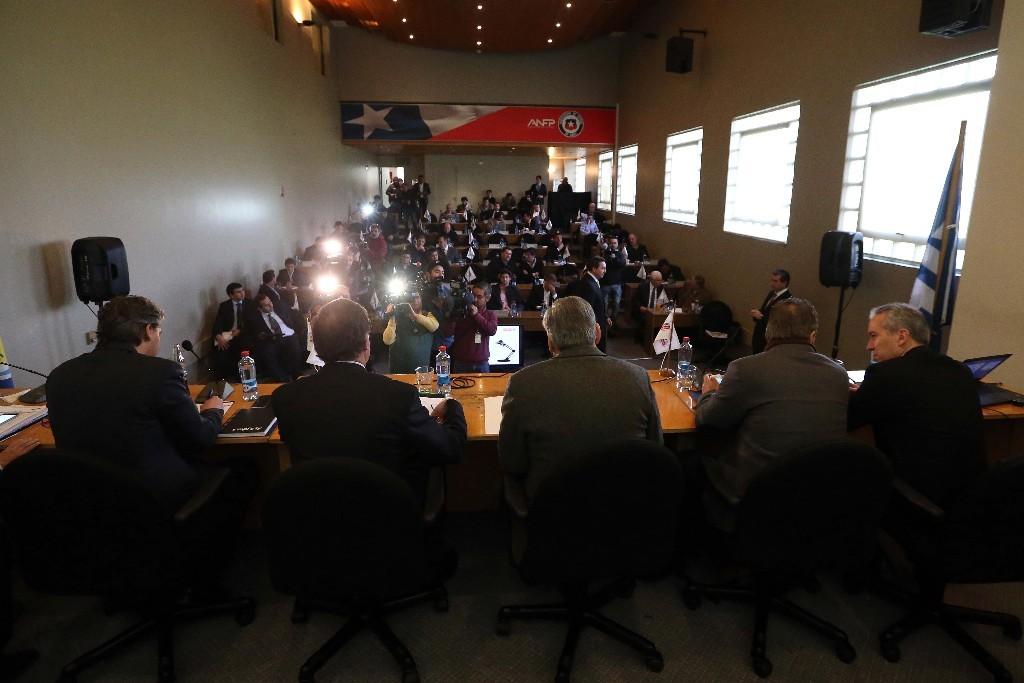Denuncian que existió corrupción en el fútbol de Chile: 'aquí hubo una organización para delinquir y defraudar'