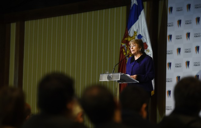 Bachelet valora alcances de agenda de transparencia, probidad y anticorrupción