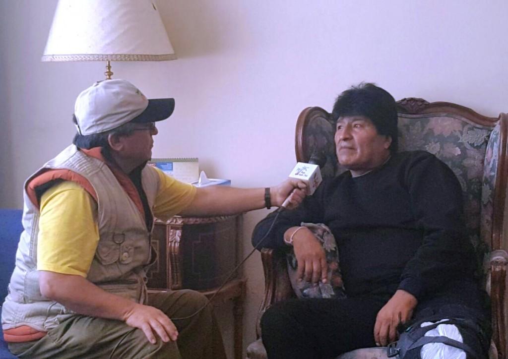 Huelga en Bolivia: Evo Morales amenaza con descuentos y acciones penales