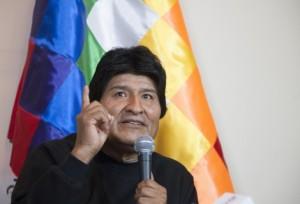 Evo Morales dispuesto a cambiar la Constitución para volver a ser candidato