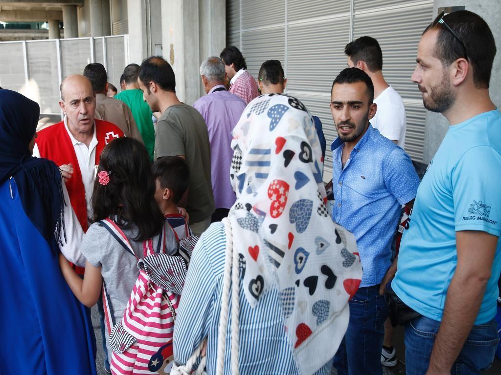 España lleva acogidos a 238 refugiados que huyen de la guerra en Siria