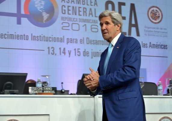 EEUU iniciará diálogo con Venezuela si son liberados los presos políticos