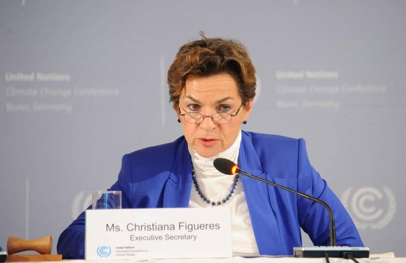 Costa Rica postula a Christiana Figueres a Secretaria General de la ONU