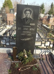 La tumba de Patria restaurada en Moscú