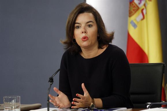 Sáenz dijo que unas terceras elecciones en España 'no las quiere nadie'