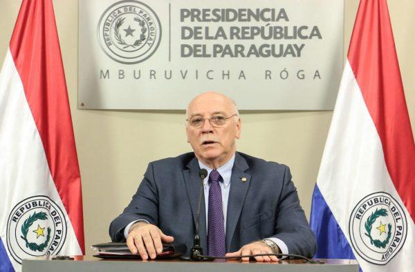 Paraguay no validará con su presencia traspaso de la presidencia del Mercosur a Maduro