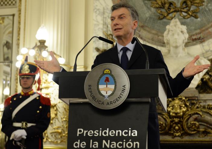 Macri condena al régimen chavista pero no apoya aplicación de la Carta Democrática